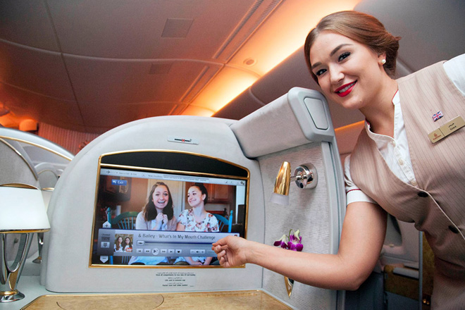 YouTube sensations now on Emirates in-flight entertainment