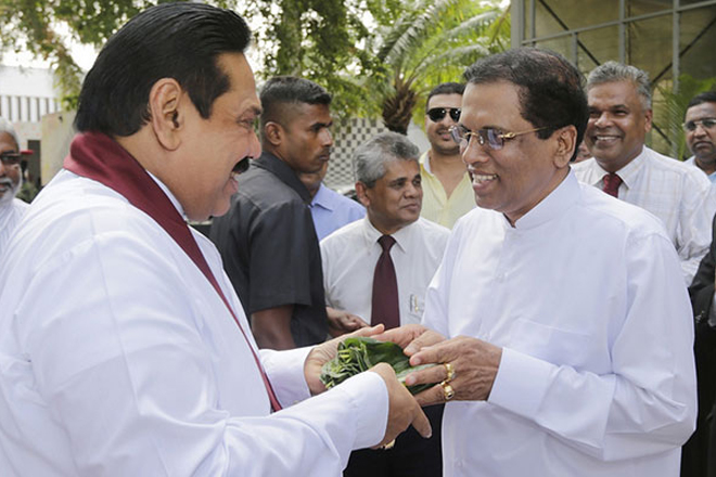 Sri Lanka's United People's Freedom Alliance yet to unite