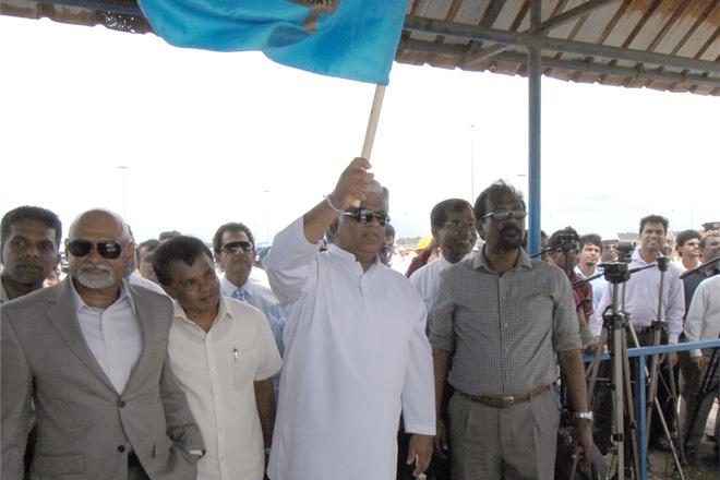 Sri Lanka's Hambantota Port first phase, a burden of USD51mn per year: SLPA