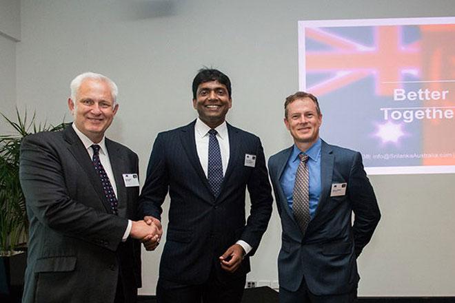 Sri Lanka and Australia to increase trade
