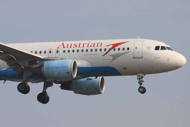 Austrian Airlines to start winter flights to Sri Lanka