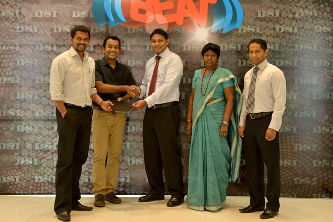 DSI ups the 'Beat' with Bhathiya and Santhush