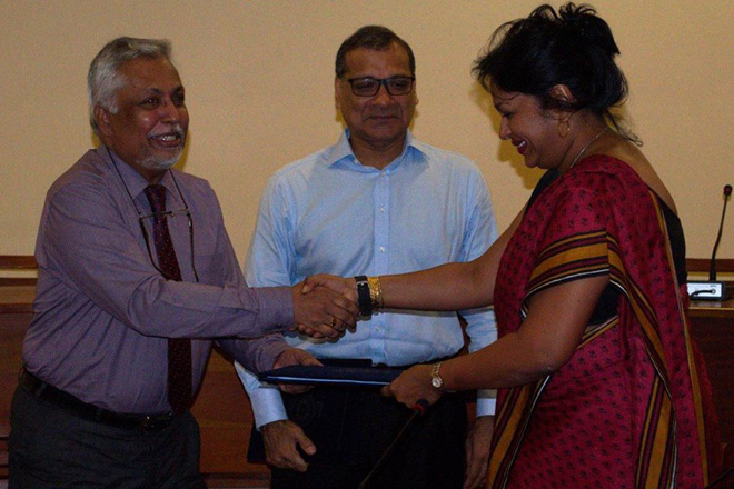 Cinnamon and John Keells Foundation join hands with University Of Colombo