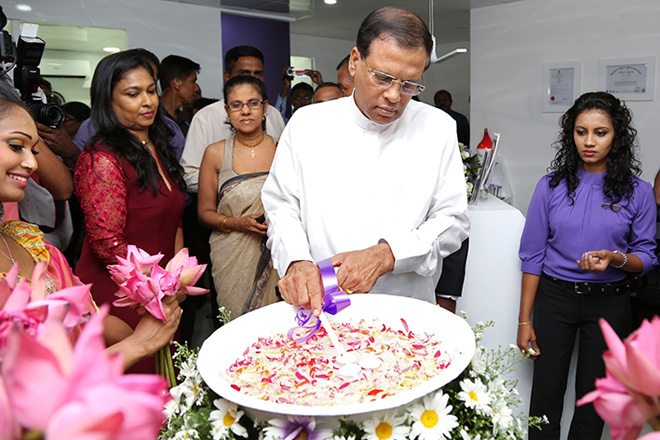 LUSH launches second skin clinique in the heart of Colombo