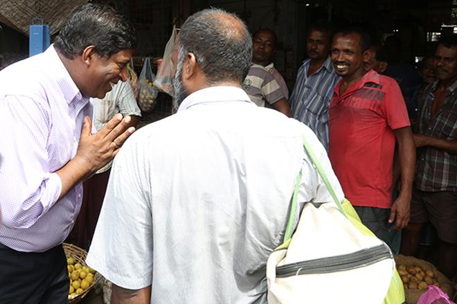 Ravi Karunanayake