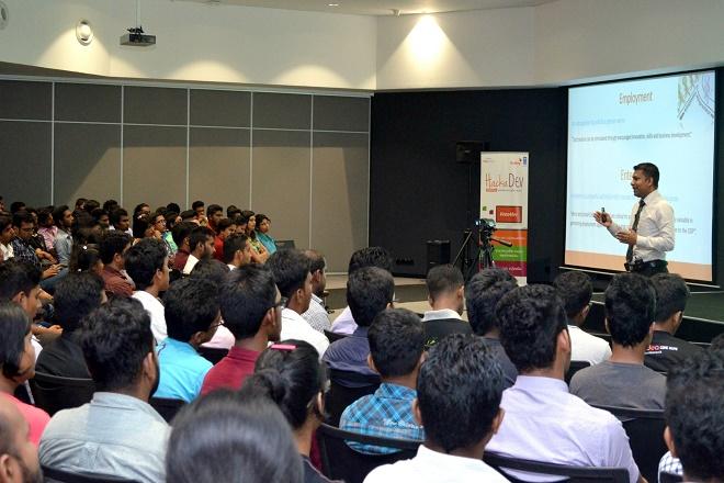 UNDP, Dialog launch hackathon for social development