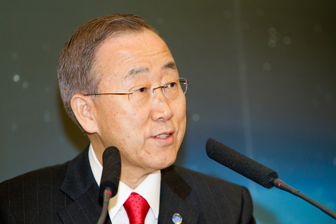 UN Secretary General applauds the people of Sri Lanka for peaceful elections
