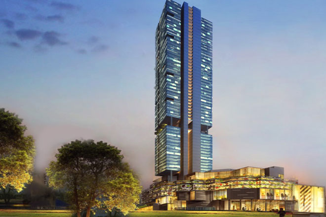 Sri Lanka's capital skyline changes with rise in luxury apartment market: report