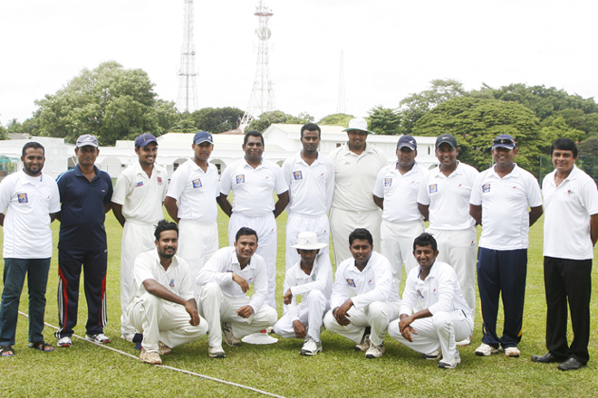 SriLankan Airlines' victorious stint at Mercantile Cricket Tournament