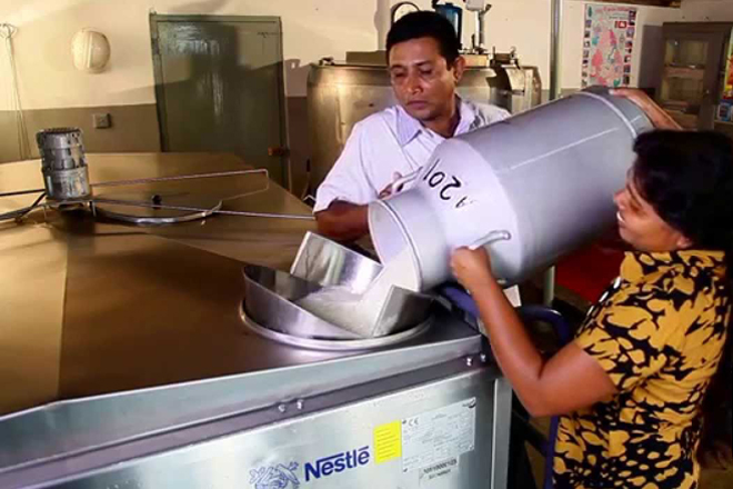 Nestlé opens third milk chilling centre in Mannar district