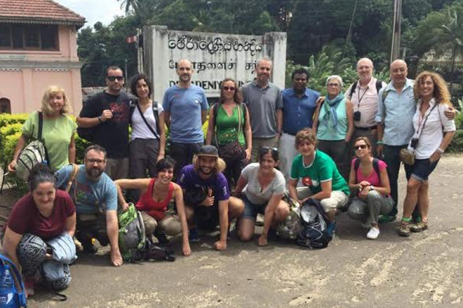 Aitken Spence Travels attracts nature and adventure tours from Spain
