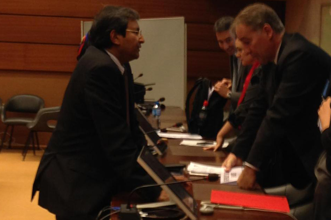 Sri Lanka assures support to further the global disarmament agenda