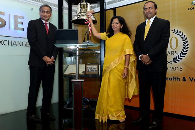 Nestlé Lanka PLC Opens Trading at CSE