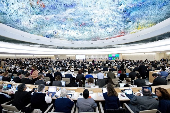 United States steps out from United Nations Human Rights Council