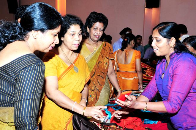 EDB moves to stamp 'Brand Sri Lanka' in global Batik map