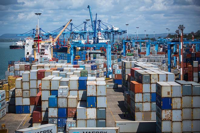 Imports to Sri Lanka up 16-pct; trade gap widens 33-pct in October