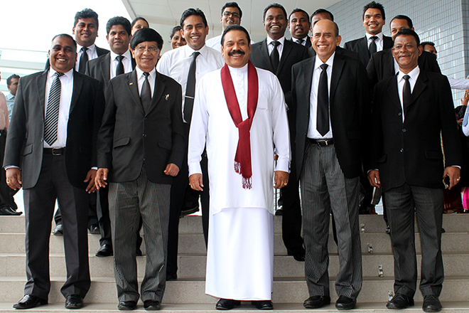 MR with Lawyers at BMICH