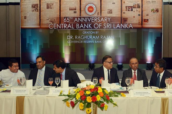 Rhaguram Rajan CBSL