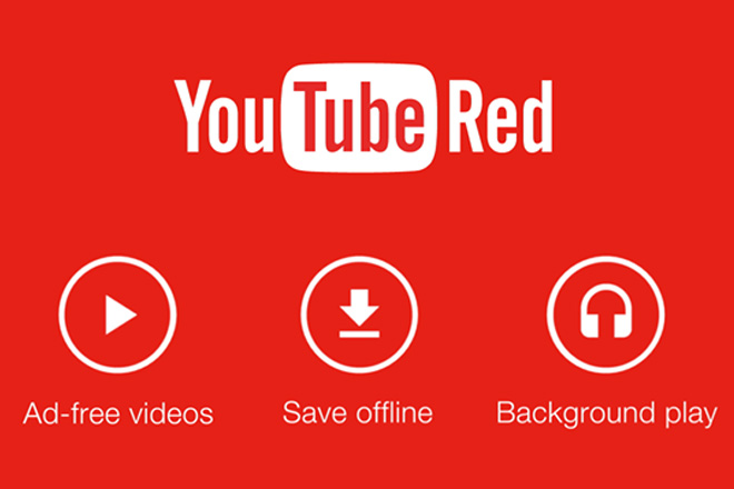 Youtube launches ad free uninterrupted version with paid content