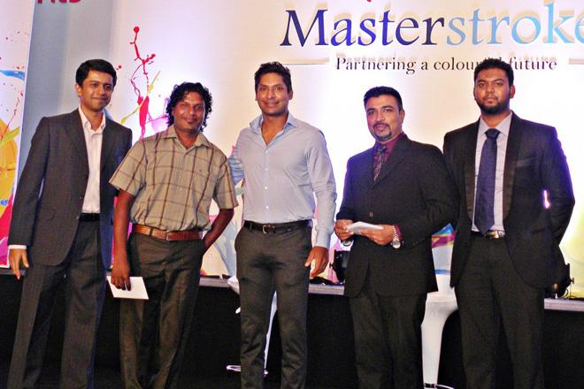 Asian Paints breaks new ground inSri Lanka with Masterstrokes