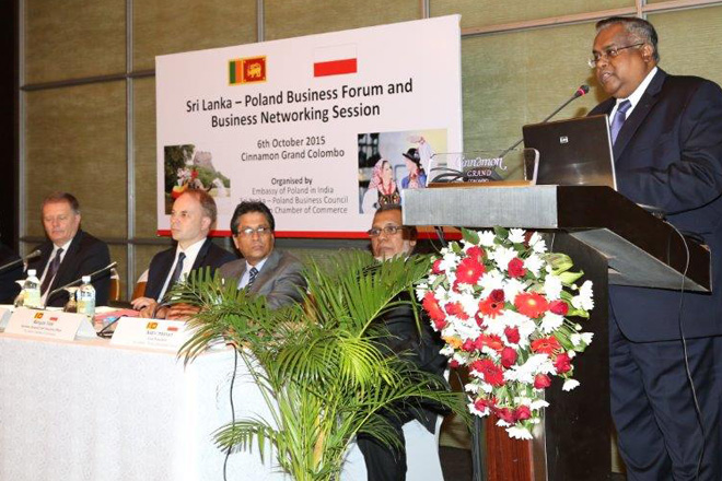 Sri Lanka – Poland trade balance in favor of SL: forum chief