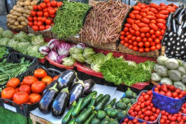 Opinion: The myth: Self-sufficiency guarantees food security