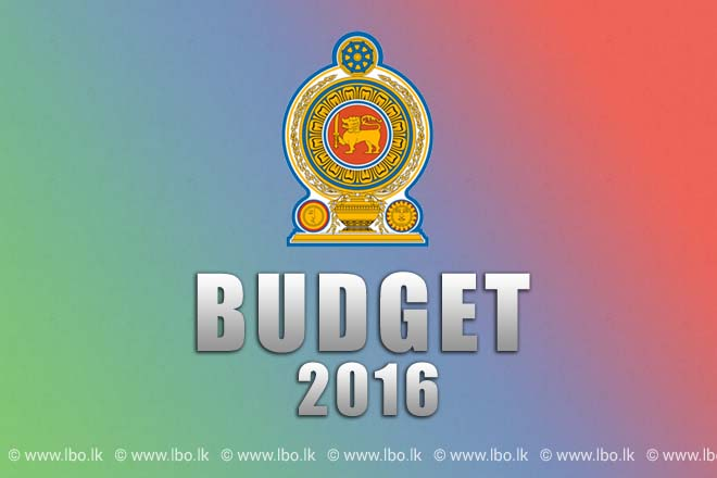 Sri Lanka budget 2016: Revenue and expenditure proposals at a glance