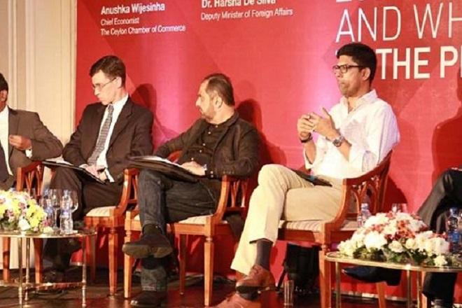 Breaking LBO TV: British High Commissioner James Dauris explains Sri Lanka's competitive advantage