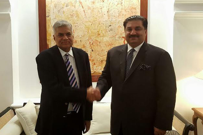 Pakistan, Sri Lanka need to diversify trading patterns: Pak. Comm. Minister
