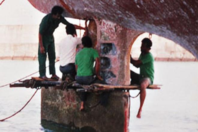 Sri Lanka's MTD launches Walkers Colombo Shipyard