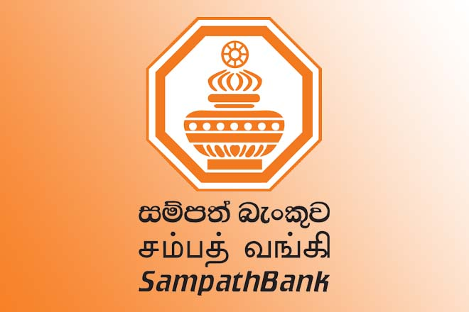 Sampath Bank surpasses Rs 2Bn mark for PTP in quarter ended March 31