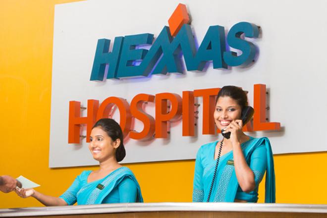 Hemas Hospital Thalawathugoda issues statement regarding Covid-19 positive patient