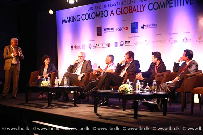 LBR LBO Infrastructure Summit 2015 – Session 01