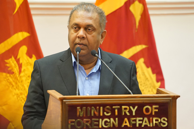 Sri Lanka commits strengthening relations with Korea for mutual benefit
