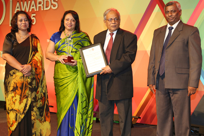 Chamber wins GOLD at ICASL Annual Report Awards