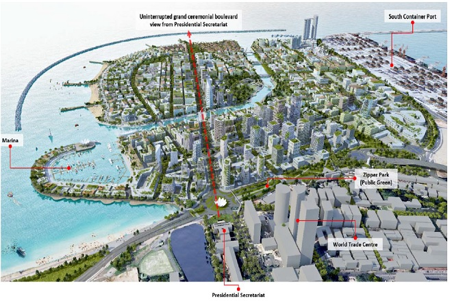 Port city phase two EIA for public comments next month