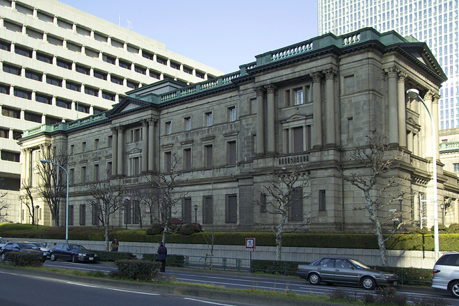 Bank of Japan introduces negative interest rate policy