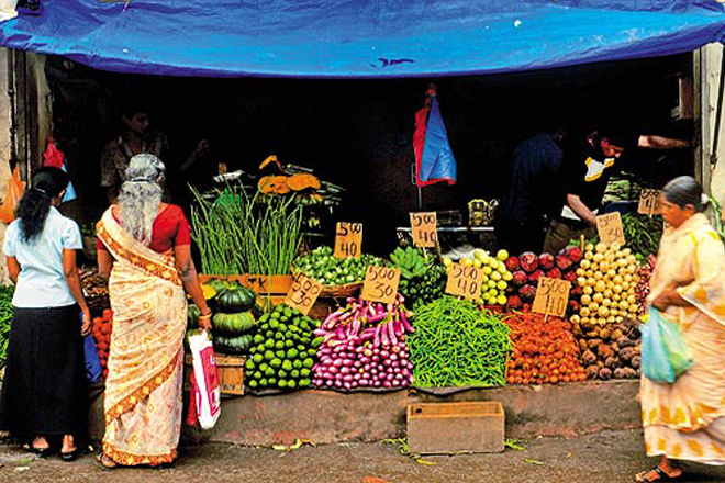 Sri Lanka inflation decreased to 0.4-pct in December 2018