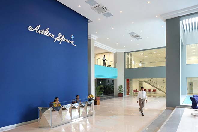Aitken Spence records 31-pct top line growth in Q1