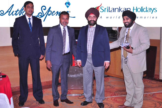 Aitken Spence partners SriLankan to promote Sri Lanka across India