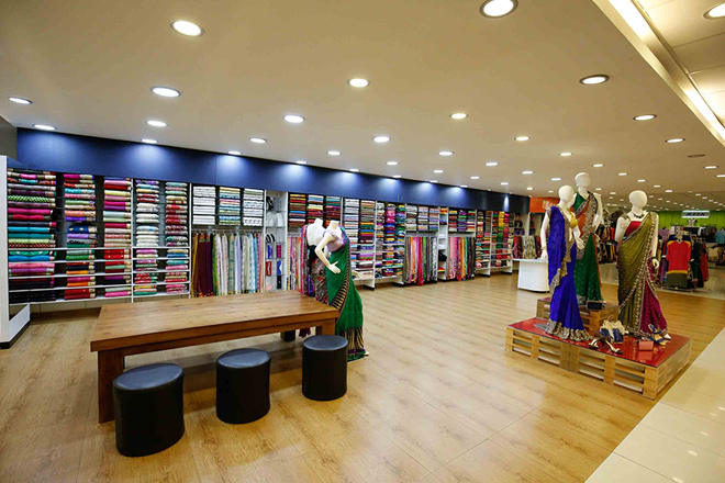 Fashion Bug launches exclusive saree counter