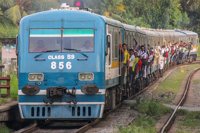 USD160mn ADB loan to modernize Sri Lanka's railway sector