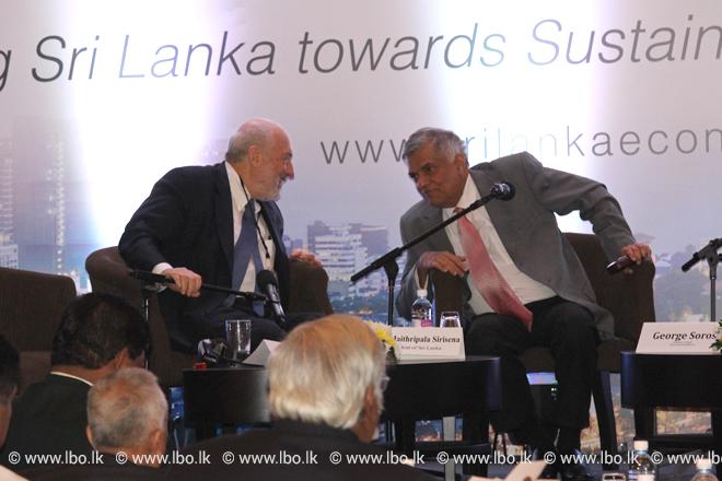 Sri Lanka's Rebirth, blog by Joseph E Stiglitz