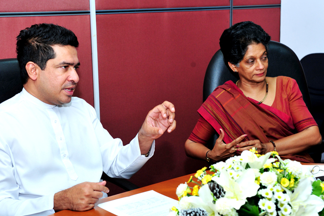 Tea exporters discusses foreign tea imports for re-export