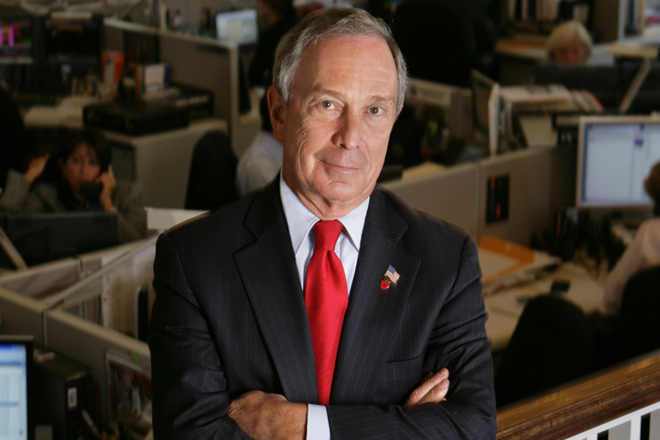 Michael Bloomberg mulls US Presidency