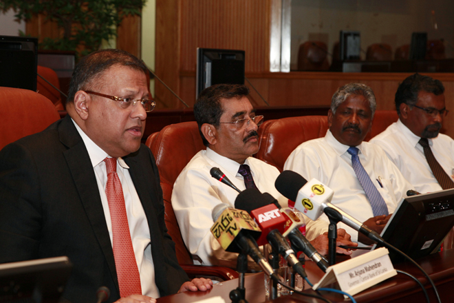 Sri Lanka wants to maintain rates at current levels: CB Governor