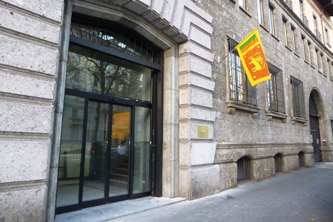 Sri Lanka opens Consulate General Office in Milan, Italy