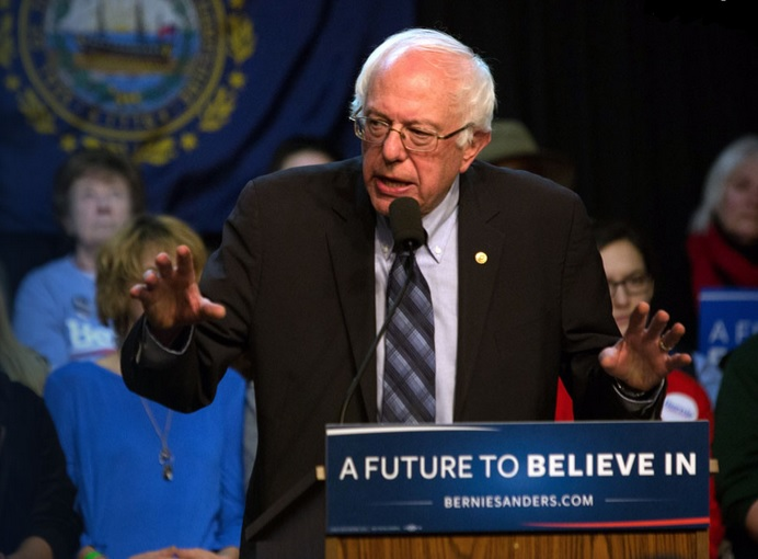 Sanders wins three more states, eyes turn to New York