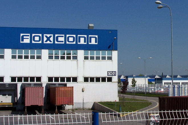 Foxconn buys controlling stake in Sharp Corporation