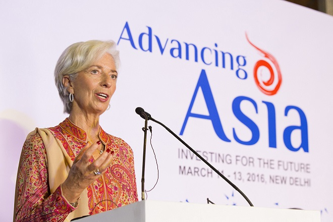 Regional Trade Integration Leads to Sustained Growth in South Asia: IMF's Lagarde